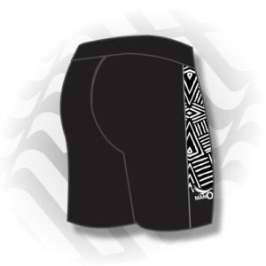 Compression Shorts M/ F Cut