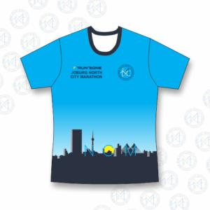 Run Zone Classic Performance T-Shirts M/F