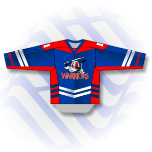 Hockey Jersey With Vent M/F XS-XL