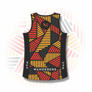 Female Wide Back Vest