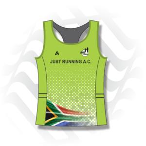 SA Running Vest M/F Cut