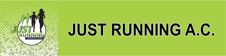Just Running Banner