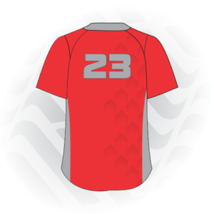 Male V-Neck Baseball Top XS-XL
