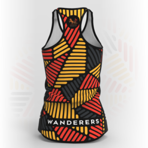 Female Race Back Vest