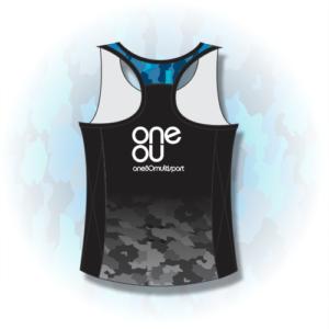 Female Race Back Vest – Air Mesh Fabric