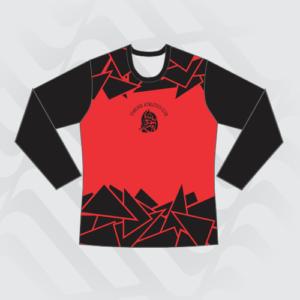 Running T-Shirt Long Sleeves M/F Cut