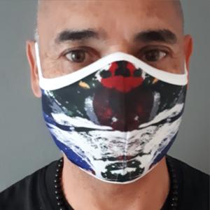 Printed Mask – Bay