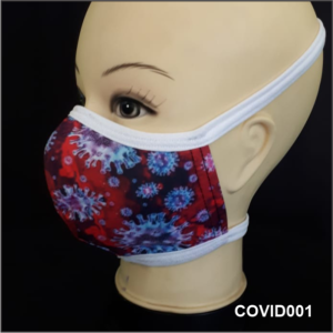 Printed Mask – Covid