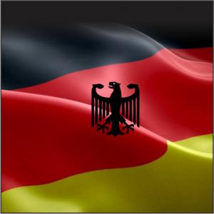 Printed Mask – Flag German