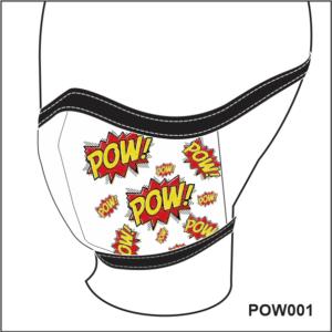 Printed Mask – POW