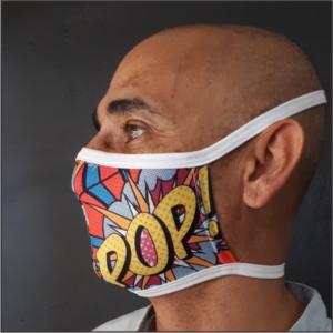 Printed Mask – POP