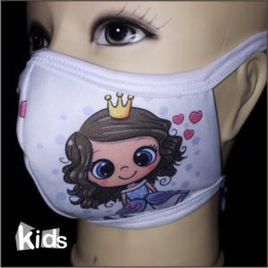 Printed Mask – 1. Princess