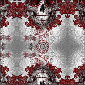 3 Layer Buffs Skull
