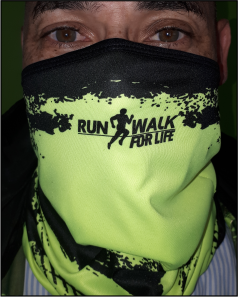 Run Walk For Life 3 Layer Buff