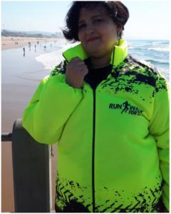 Run Walk For Life Puffer Jacket – Unisex Style