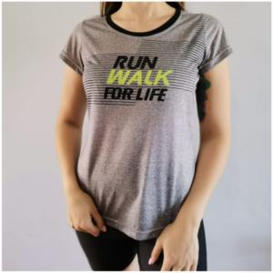 RWFL Athleisure Club T-Shirt Green & Black