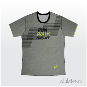 RWFL ATHLEISURE CLUB T-SHIRT