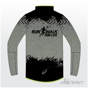 RWFL Athleisure Melange Jacket