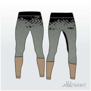 RWFL ATHLEISURE LADIES 3/4 LEGGINGS
