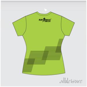 Athleisure Club T-Shirt Green