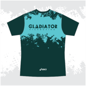 Gladiator T-Shirt Green